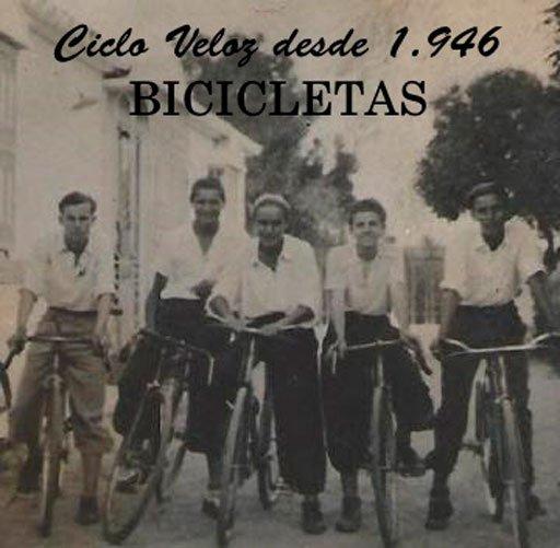 Ciclo Veloz bicicletas en La Linea desde 1946